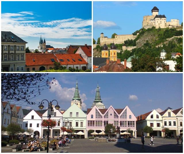 Európskym hlavným mestom kultúry 2026 môže byť Nitra, Trenčín či Žilina, víťaz bude známy až na konci roka