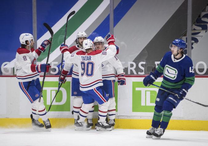 Tatar päťkrát vystrelil aj asistoval, ale Montreal nevyhral. Chára a Pánik zbierali mínusky (video)