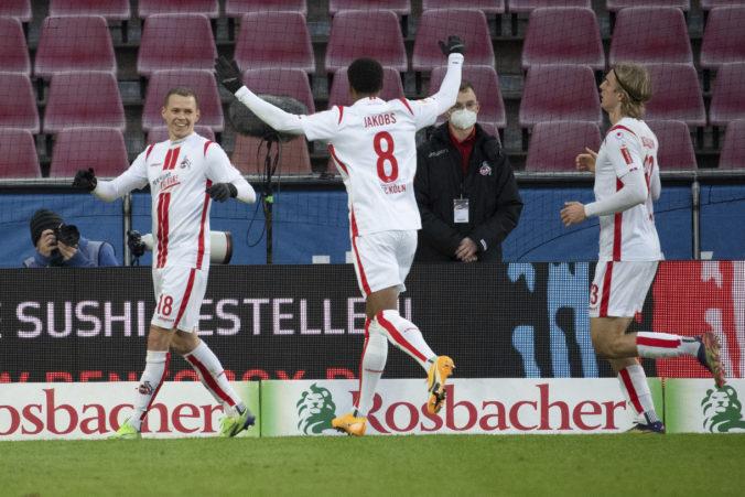 Ondrej Duda dal o sebe vedieť, v Bundeslige sa gólovou prihrávkou podieľal na výhre Kolína