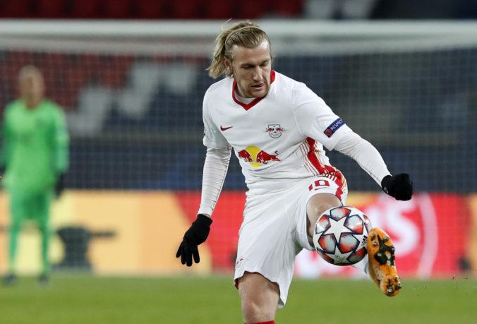RB Lipsko a FC Liverpool odohrajú prvé osemfinále Ligy majstrov v Budapešti, rozhodla UEFA