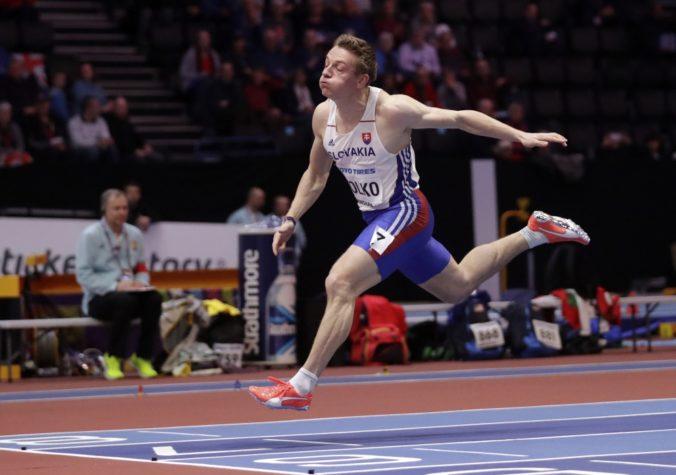 Skvelý Ján Volko zlepšil slovenský rekord, dvestovku v hale zabehol pod 21 sekúnd