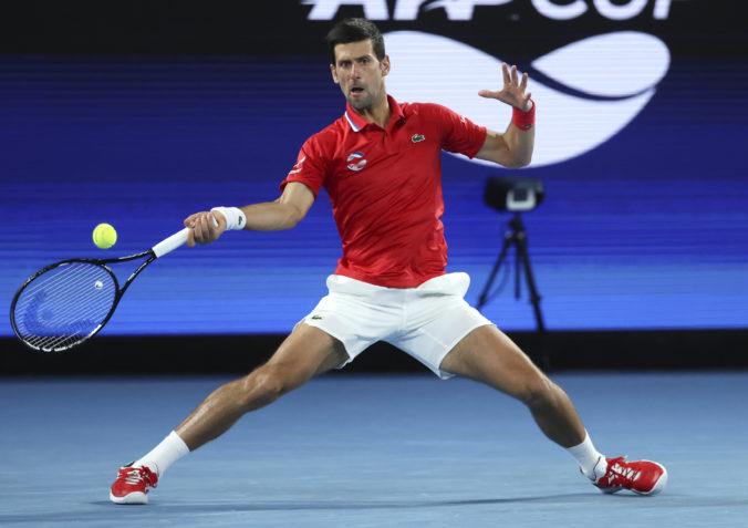 Začína sa Australian Open, v prvý deň sa predstaví svetová jednotka Djokovič aj slovenskí tenisti
