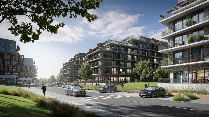 Developer CRESCO REAL ESTATE plánuje v tomto roku spustiť predaj takmer 1 000 bytov