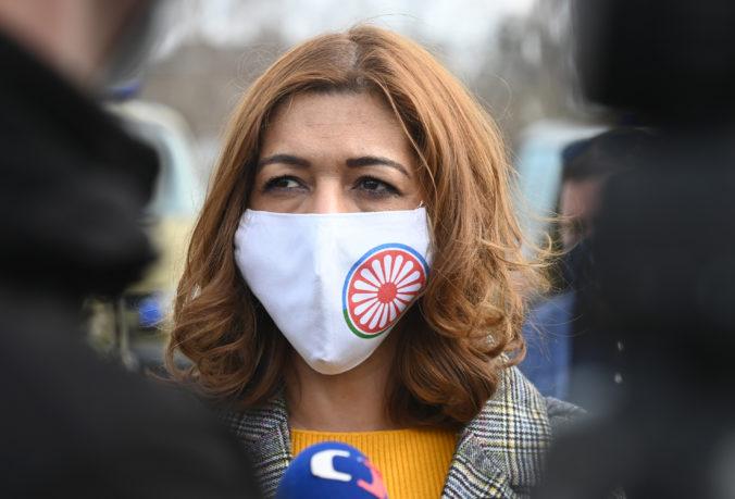 Úrad splnomocnenkyne vlády chce odstraňovať sociálne a ekonomické nerovnosti Rómov, uviedla Bučková