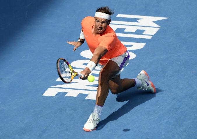 Štvrťfinále mužskej dvojhry na Australian Open bude unikátne. Okrem Nadala postúpili aj traja Rusi