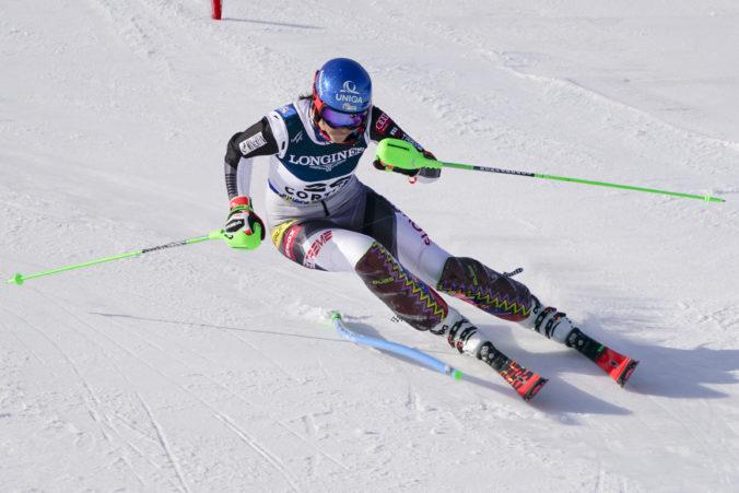 Petra Vlhová v paralelnom obrovskom slalome ďalšiu medailu nezíska, neprešla kvalifikáciou