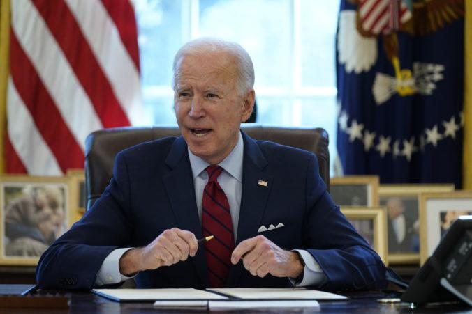 Prezident USA Biden predĺžil účinnosť zákazu zhabávania nehnuteľností pri nesplácaní hypoték