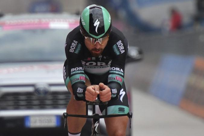 Peter Sagan začne novú sezónu možno až na pretekoch Strade Bianche, musí sa úplne uzdraviť