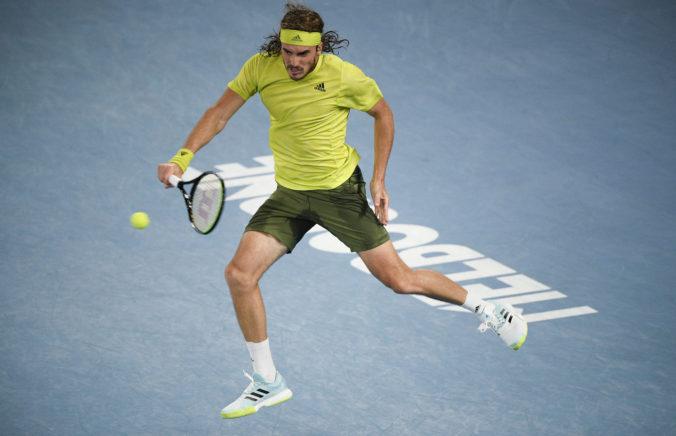 Tsitsipas senzačne otočil duel s Nadalom a zahrá si semifinále Australian Open (video)