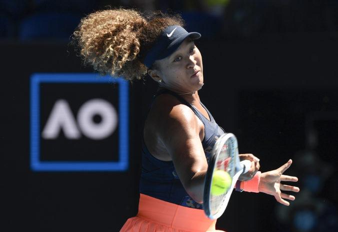 Osaková zdolala legendu kurtov Williamsovú, Bradyová sa do finále v Melbourne prebojovala prvýkrát