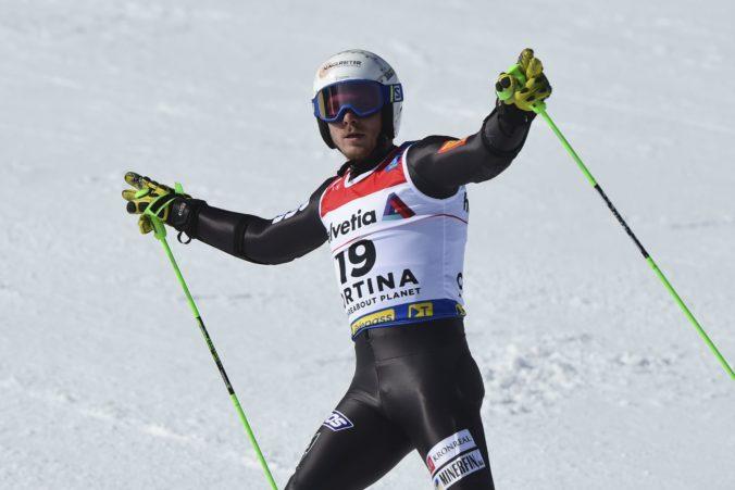 Adam Žampa dosiahol na MS v zjazdovom lyžovaní fantastický výsledok