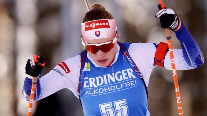 Ivona Fialková skritizovala svoj tím, nemal jej kto podať náhradnú palicu