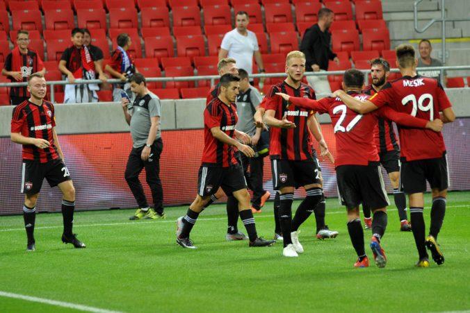 Spartak zdolal Nitru a oslávil tretie víťazstvo za sebou, Slovanu stačil na výhru jeden gól