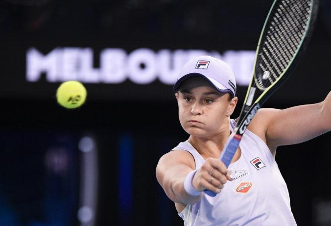 Djokovič a Bartyová ostali lídrami tenisových rebríčkov, najlepší Slováci si pohoršili