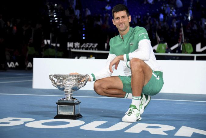 Pre Djokoviča je Vajda viac ako tréner, na Australian Open ťažil zo spoločných týždňov v Španielsku