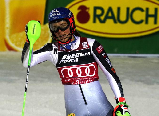 Vlhová patrila medzi top lyžiarky na MS v Cortine d'Ampezzo, Talianky boli najväčším sklamaním