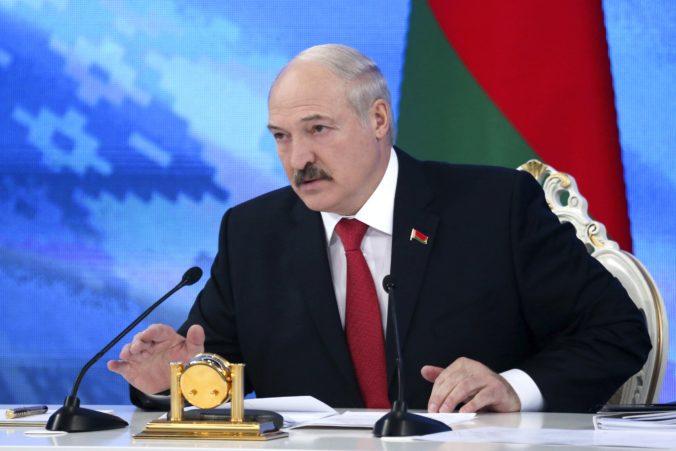 Európska únia predĺžila o ďalší rok sankcie proti Lukašenkovi a Bielorusku