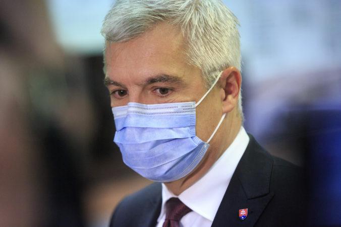 Minister zahraničných vecí má v marci naplánovanú návštevu Slovinska, rozhodla o tom vláda