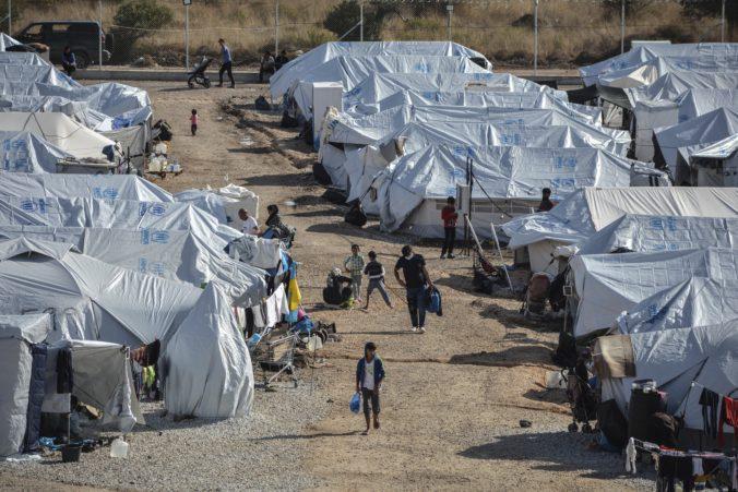 Slovensko pomôže utečencom v Grécku, zo štátneho rozpočtu odleje milión eur na zdravotnícku pomoc
