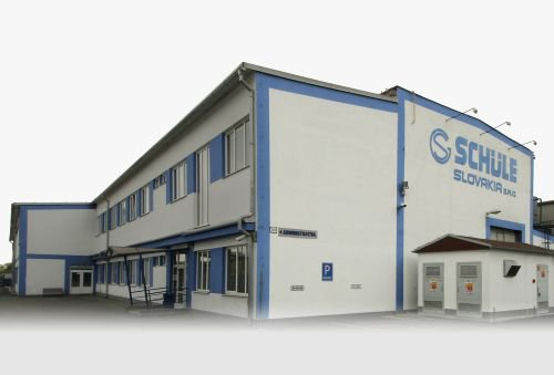 Spoločnosť Schüle Slovakia chce rozšíriť výrobu, v Levoči môžu vzniknúť desiatky pracovných miest