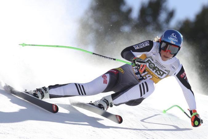 Vlhová skončila v elitnej desiatke zjazdu vo Val di Fassa, nie je už líderkou v Svetovom pohári