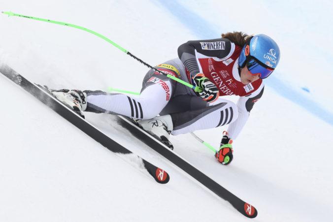 Vlhová si po druhom zjazde vo Val di Fassa pohoršila, na líderku Svetového pohára stráca ešte viac