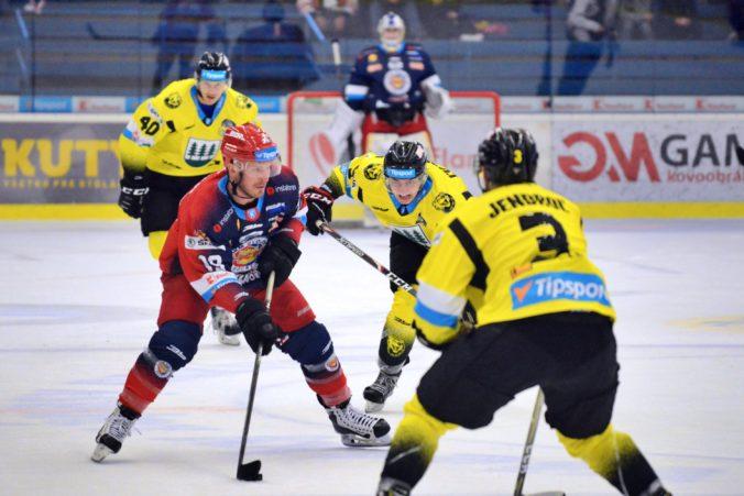 Zvolen je novým lídrom Tipos extraligy, Slovan na domácom ľade podľahol aj Miškovcu