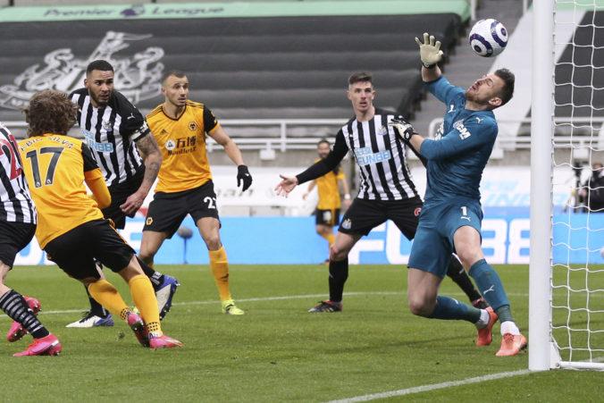 Martin Dúbravka odchytal prvý zápas v sezóne Premier League, inkasoval iba jeden gól