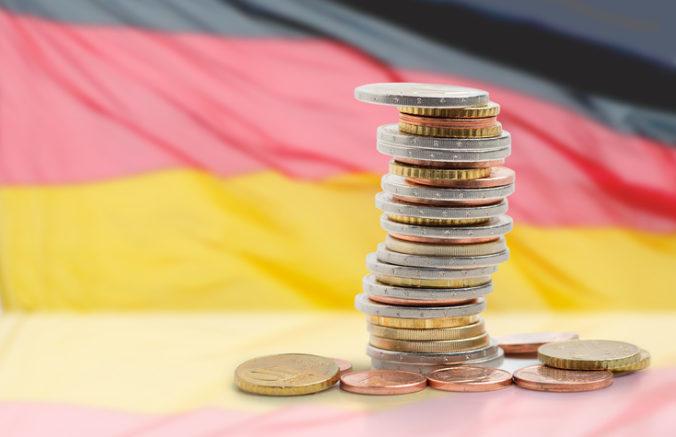 Viac než tretina nemeckých spoločností zaznamenala počas pandémie pokles kapitálu