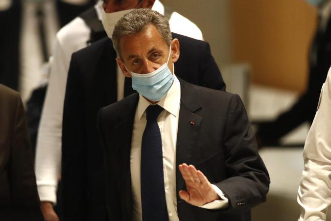 Francúzsky exprezident Sarkozy je vinný z korupcie, vo väzení si odpyká ročný trest