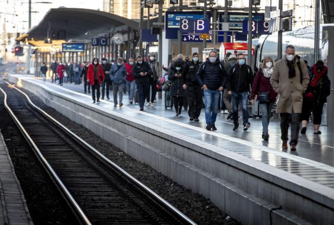 Lockdown v Nemecku predĺžili do 28. marca, ale niektoré obmedzenia sa možno uvoľnia