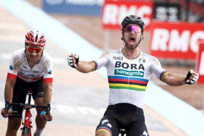 Sagan sa na Strade Bianche nepredstaví, ale Tirreno-Adriatico by mu ujsť už nemalo