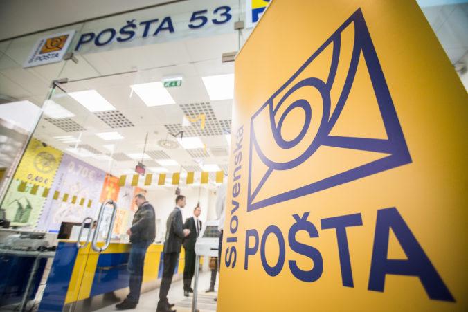 Slovenská pošta pre nepriaznivú pandemickú situáciu mení otváracie hodiny