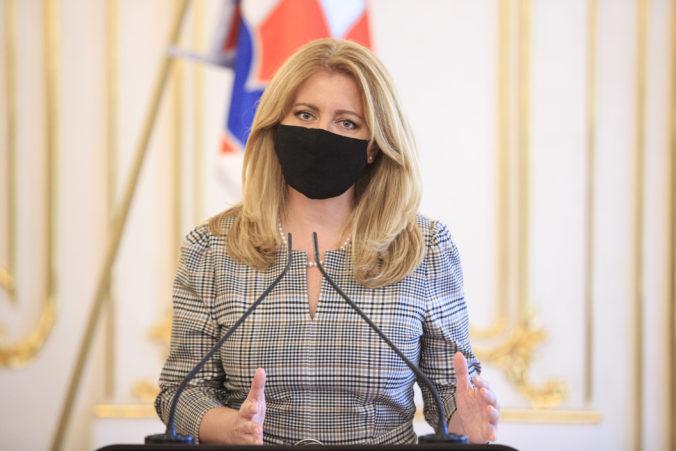 Za ľudí a SaS informovali Čaputovú o potrebe zmien vo vláde, prezidentku prekvapila miera zhody