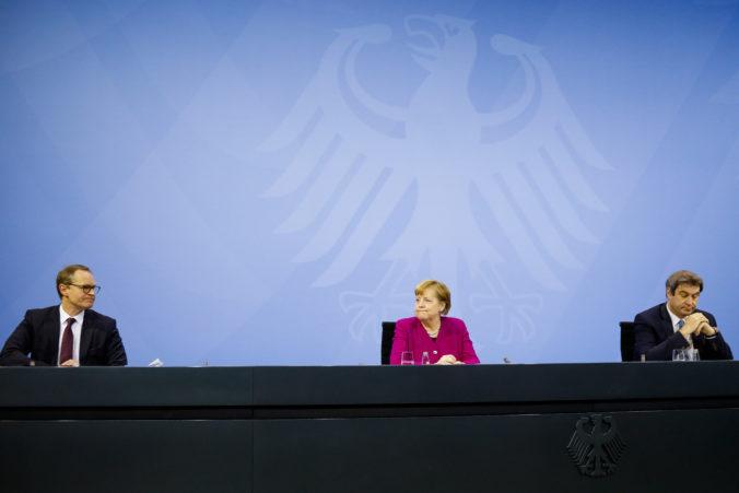 Nemecko predĺžilo lockdown, niektoré opatrenia uvoľnili a obchody sú bližšie k otvoreniu
