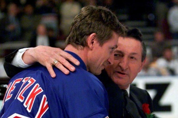 """Walter Gretzky urobil svojmu synovi pri dome klzisko, aby sa z neho neskôr stal """"The Great One"""""""
