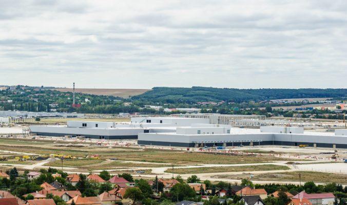 Štát by rád splnil sľub, ale termín a cena dokončenia Strategického parku Nitra sú stále neznáme