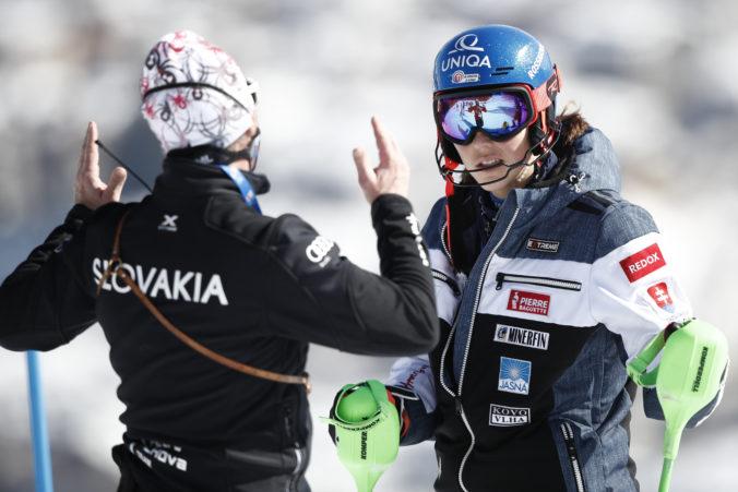 Tréner Magoni chce priniesť na Slovensko niečo veľké. Do Lenzerheidu musí ísť Vlhová z 1. miesta