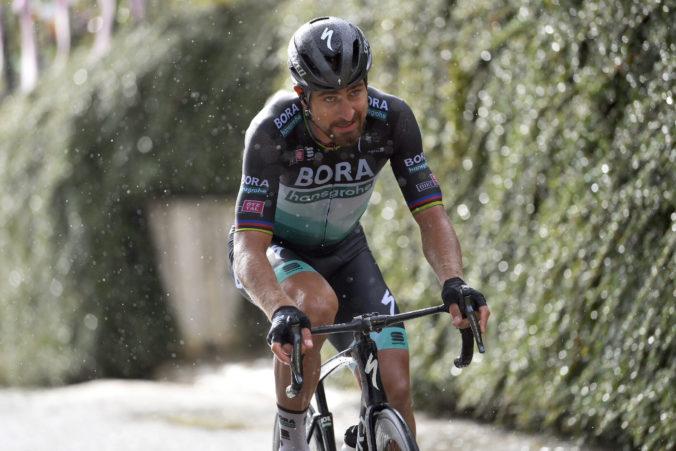 Sagan odštartuje sezónu na Tirreno-Adriatico, preteky si chce užiť