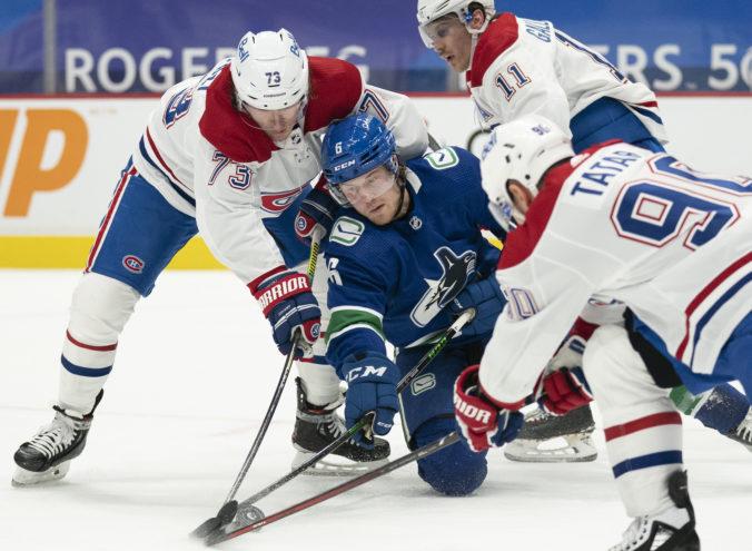 Tatar bodoval v štvrtom zápase za sebou, Montreal však náskok neudržal (video)