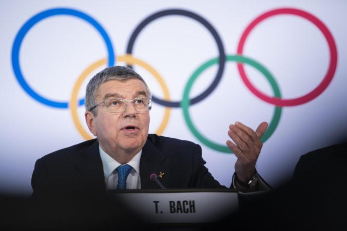 Bach zostáva prezidentom Medzinárodného olympijského výboru, nemal žiadneho protikandidáta
