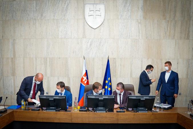 Vládna kríza brzdí prijímanie zákonov, ktoré majú Slovákom i podnikom finančne pomôcť počas pandémie
