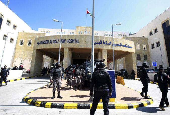 V Jordánsku rezignoval minister zdravotníctva, pre výpadok kyslíka v nemocnici zomreli pacienti