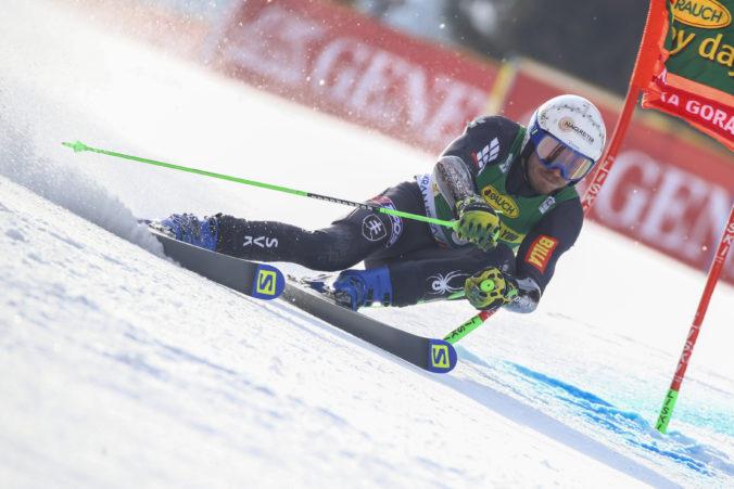 Žampa je historicky prvým Slovákom vo finále Svetového pohára, slalomy musel pre bolesti chrbta obetovať
