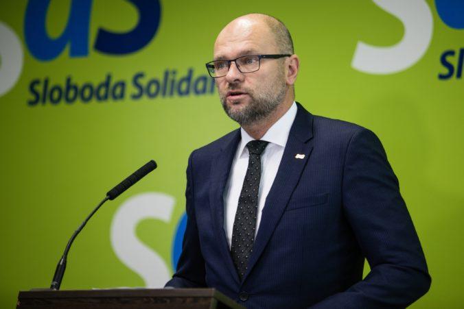 Demisia Krajniaka zvýši tlak na premiéra, Sulík však jeho postup označil za nešťastné riešenie