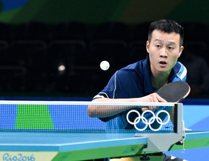 Slovenský stolnotenista Wang Jang je krok olympijskej miestenky, vo finále ho čaká Gionis