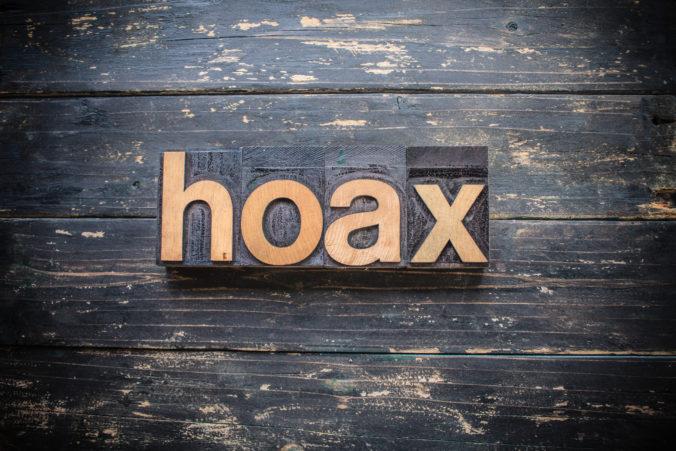 Polícia upozorňuje na nový hoax, Európa má byť zamorená chemikáliou spôsobujúcou zápal pľúc