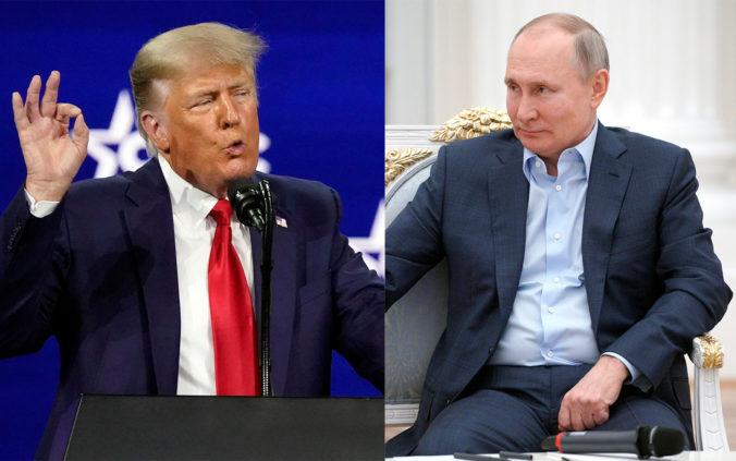 Putin mal Trumpovi pomáhať vyhrať voľby, USA odtajnili spravodajské hodnotenia