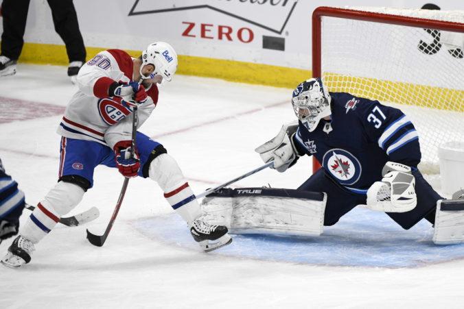 Tatar asistenciou pomohol Montrealu získať bod, Jurčo mal víťazný debut v drese Vegas (video)