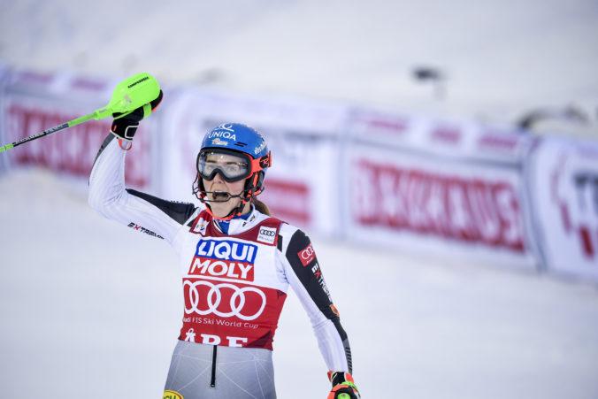 Dramatické slalomové finále. Získa malý glóbus Vlhová, Shiffrinová alebo to bude premiéra Liensbergerovej?